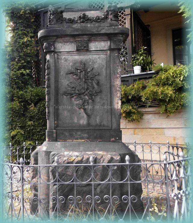 Caroline Neuber Denkmal Laubegast Dresden