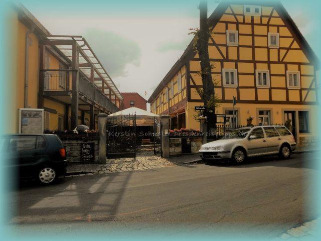 Pension Dresden Laubegast Fährhaus Hesse