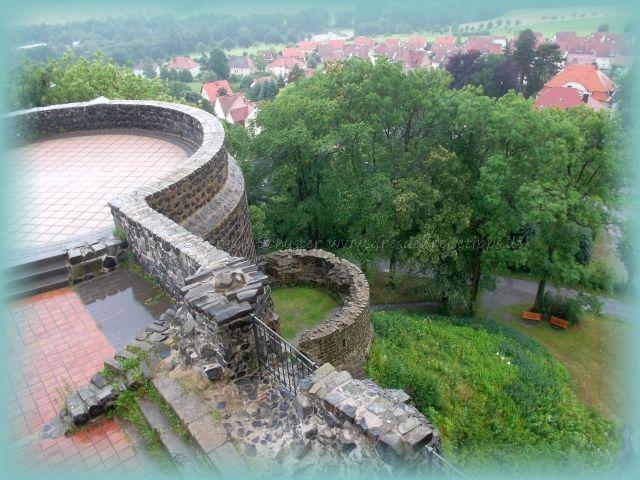 Ausflug von Dresden nach Stolpen Sächsische Schweiz