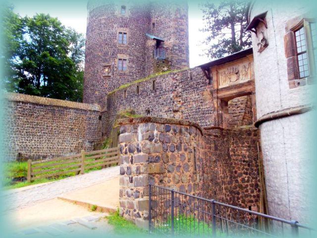 auf der Festung Stolpen