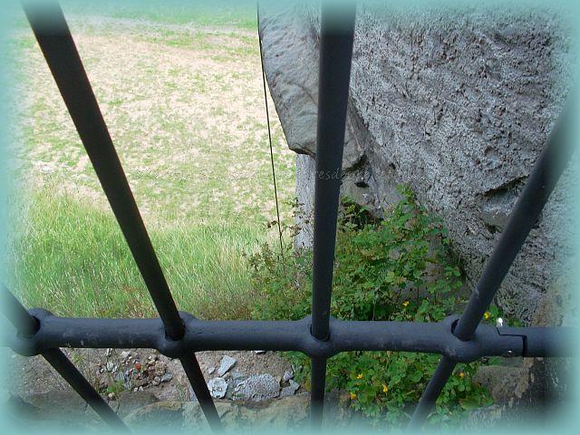Reichsgräfin von Cosel gefangen auf Burg Stolpen