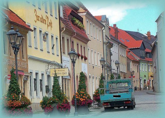 Ausflug Burgstadt Stolpen