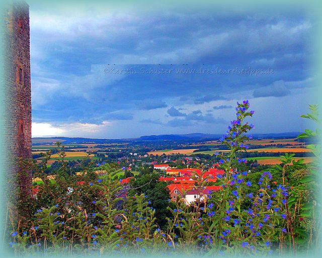 Unwetter Sächsische Schweiz-Osterzgebirge