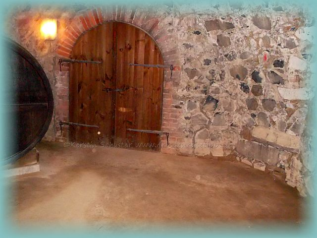 Kellergewölbe Stolpener Burg