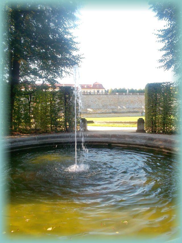 Brunnenanlagen Barockgarten
