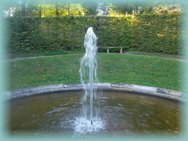 Wasserspiele Schlosspark Großsedlitz