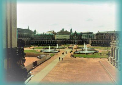 Barockdenkmal Dresden Zwinger