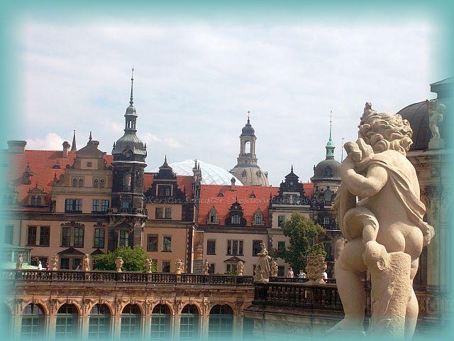Dresdner Sehenswürdigkeiten in der Altstadt