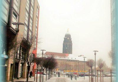 Jahreswechsel Dresden