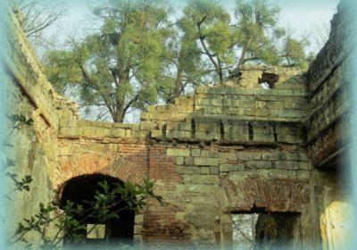 künstliche Ruine Pillnitz