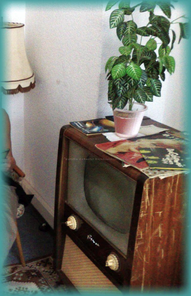 TV Geräte DDR Museum Pirna