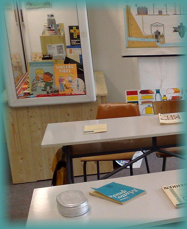 Klassenzimmer DDR Musuem Dresden