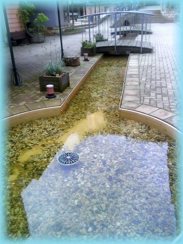 Wasserspiele Dresdner Neustadt
