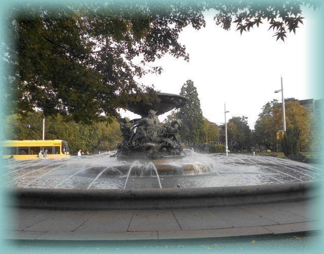 Dresdens alte Brunnen