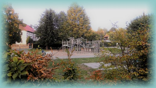 Spielplatz Dresden Weißig