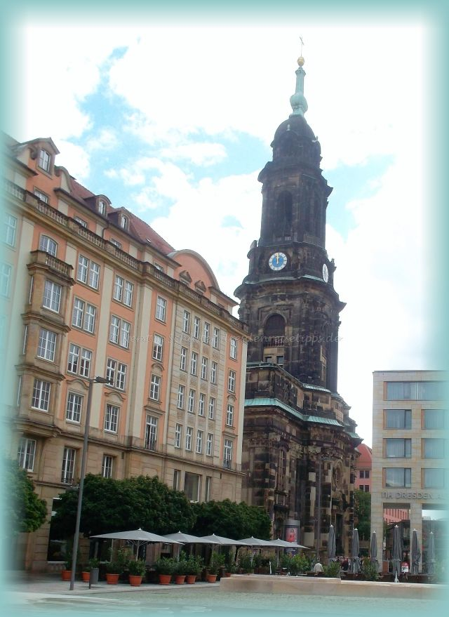 Ausstellungen in Dresdner Kreuzkirche