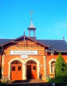 Geburtstagsfeier Dresdner Bergseilbahn