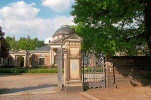 Historische Führungen und Sonderführungen Friedhof Dresden