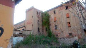 Malzfabrik Ruine Baudenkmal Dresden