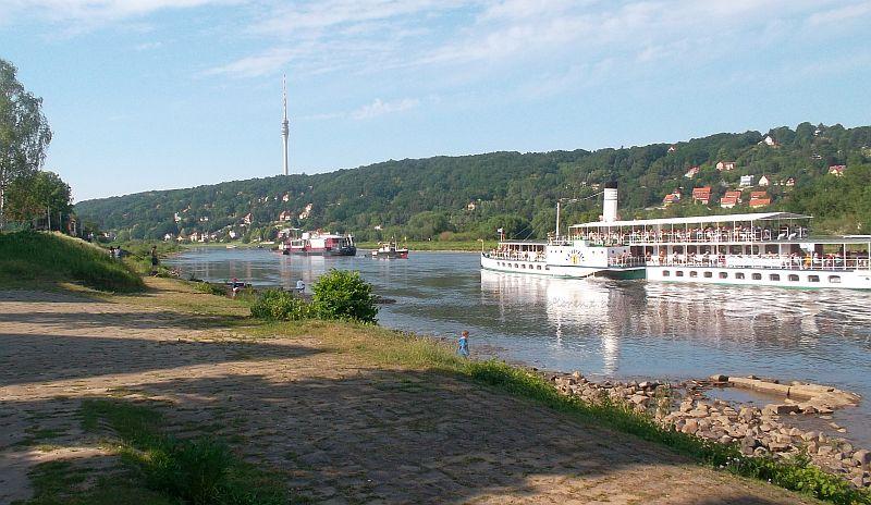 Dampfschifffahrt Dresden