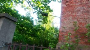 Sehenswürdigkeiten Dresden Fabrik Ruinen