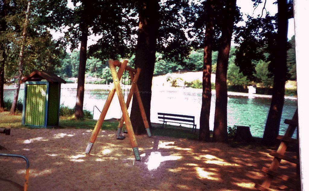 Campingplatz Niederau Waldbad Oberau
