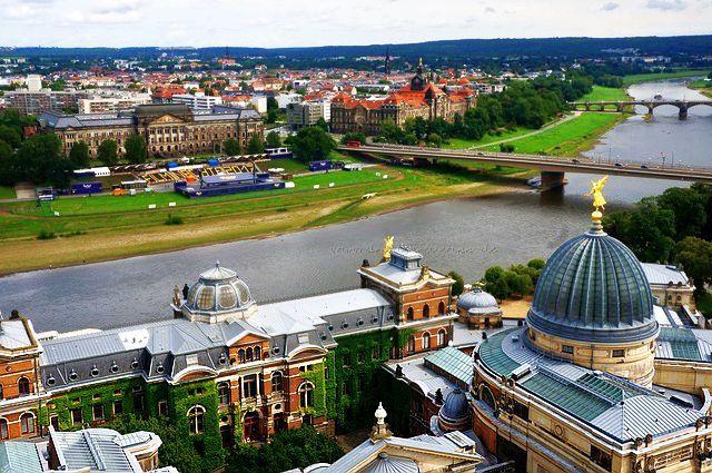 City-Skyliner kommt nach Dresden zum Stadtfest