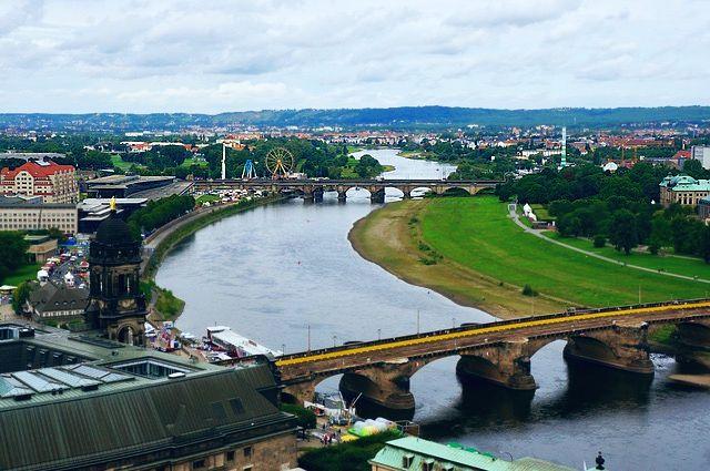 City-Skyliner Dresden barrierefreie Aussicht