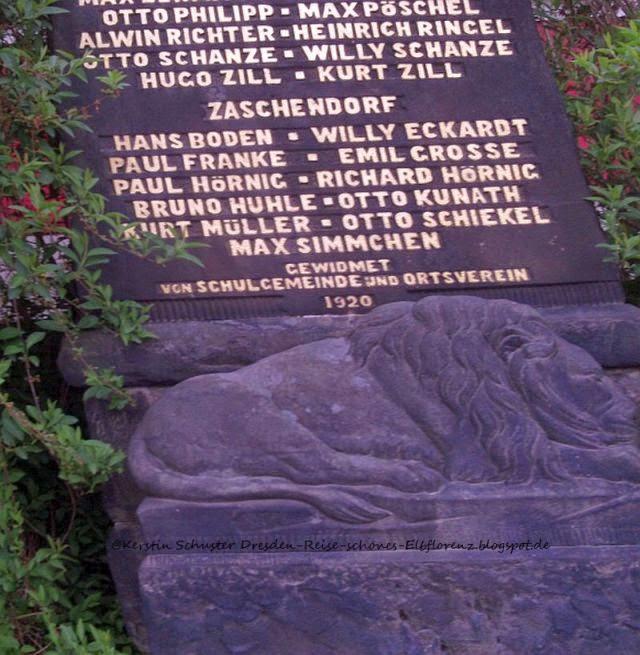 Kriegerdenkmal Reitzendorf
