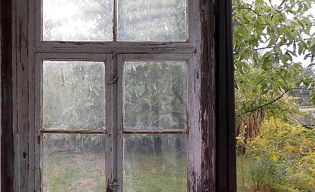 im Haus von Melli Beese in Laubegast