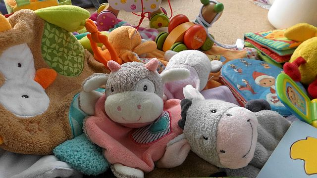 Kindertrödelmarkt Dresden Weißig