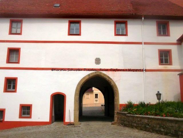 Kloster St. Marienstern in der Oberlausitz