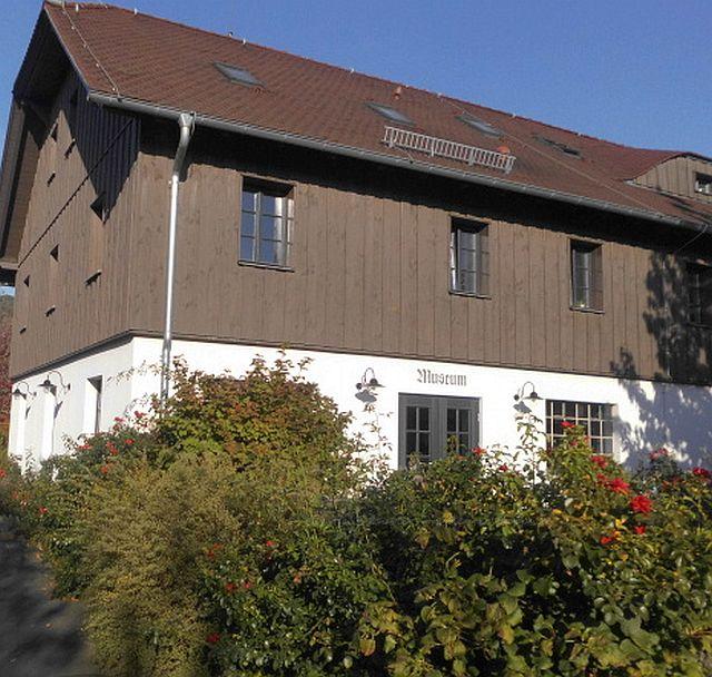 Museum am Barockschloss und Schlosspark Pillnitz