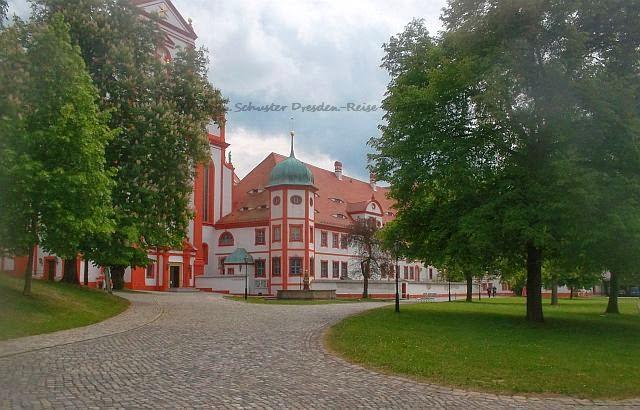 Kloster St. Marienstern in Sachsen