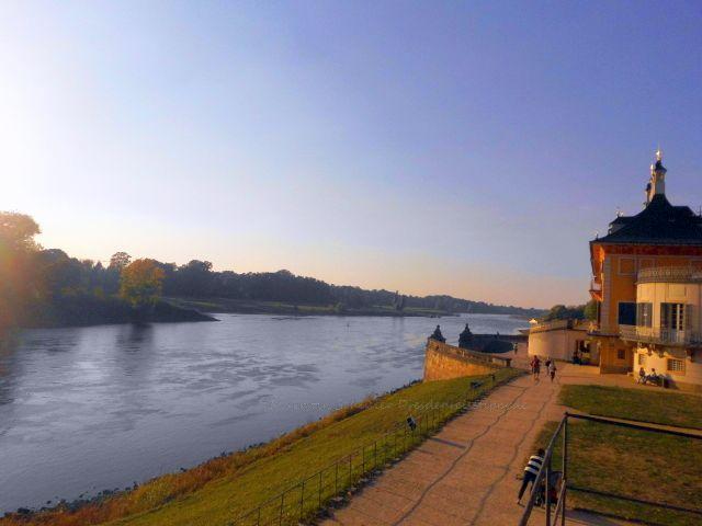 Lustwandeln im Barockschloss und Schlosspark Pillnitz