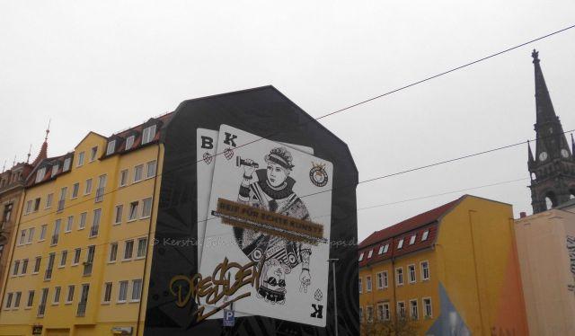 Dresden Reisetipps Neustadt Szene