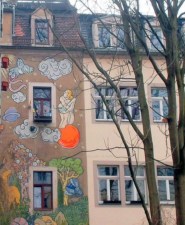 Sehenswertes Dresdner Neustadt Szeneviertel