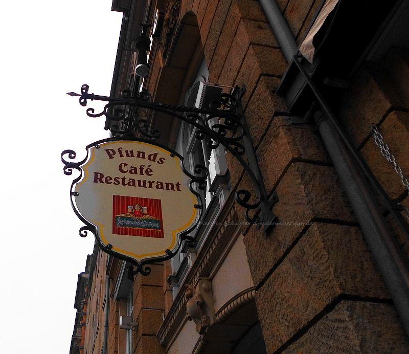 Kaffeehaus und Restaurant Bautzner Straße Äußere Neustadt Dresden