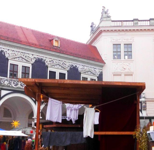 Bad in der Menge Weihnachten Dresden