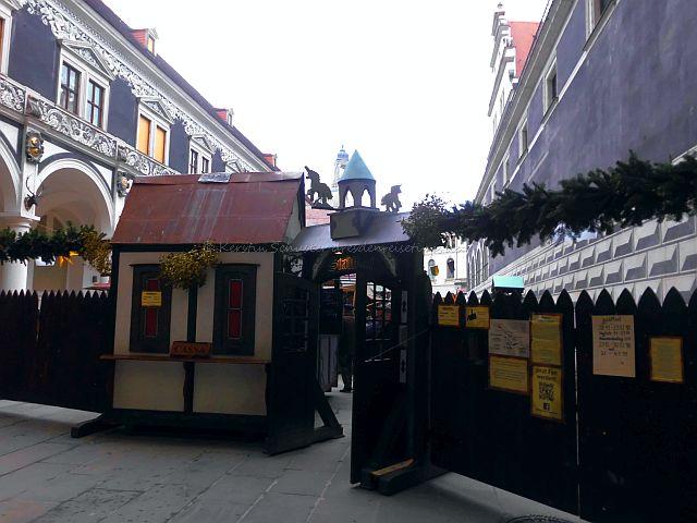 Eintritt Mittelater Weihnacht Stallhof Dresden