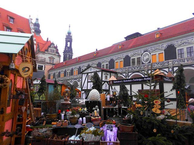Dresdens schönster Weihnachtsmarkt