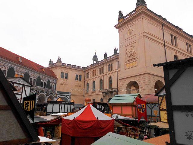 Mittelalter Weihnachtsmarkt Dresden