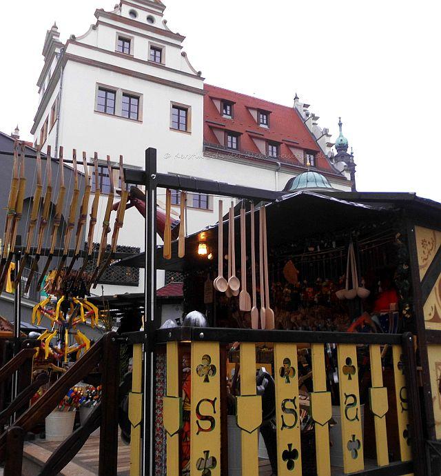 Mittelalter Weihnacht Stallhof Dresden