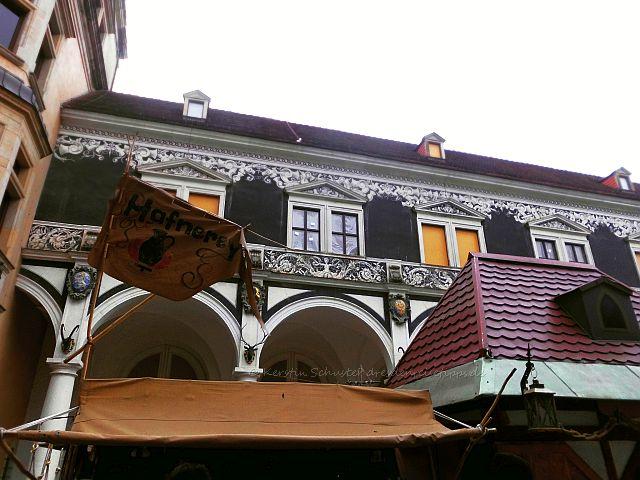 Mittelalterweihnacht schöner als der Dresdner Striezelmarkt