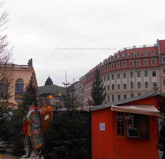 Dresdner Weihnachtsmarkt an Frauenkirche ist sicher