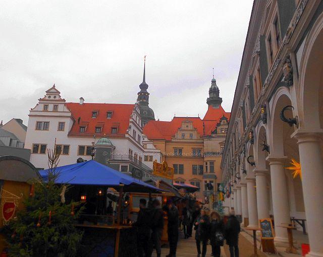besinnliche Weihnachten in Dresden