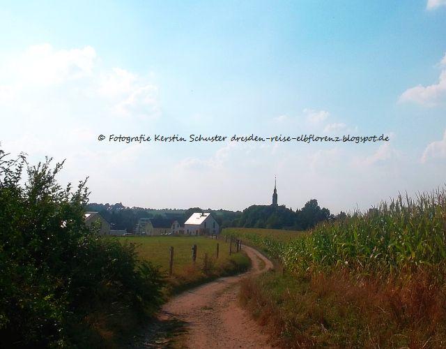 Schönfelder Hochland Natur pur und Festtagsstimmung