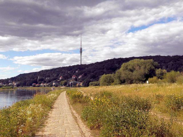 Hochlandfest Dresden Fernsehturm