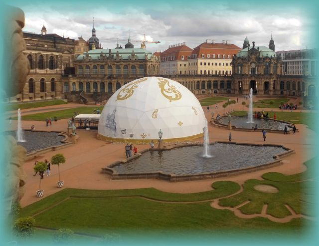 Dresden Reisetipps Hochzeit im Zwinger