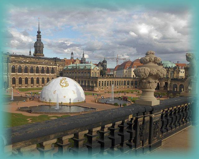 Hochzeit Dresden Zwinger